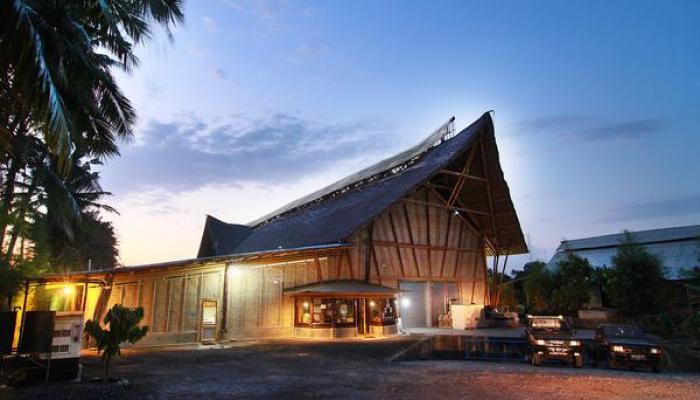 Bamboo Chocolate Farm