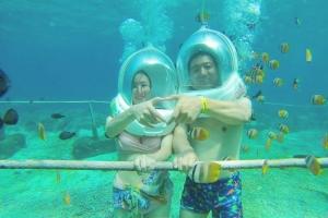 Drift Snorkeling, Penida Tour, Jetski/ Seawalker