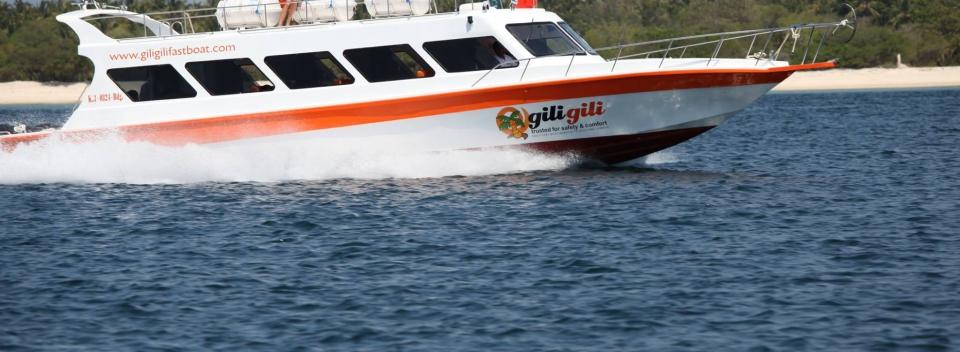 Gilli Gili Fast Boat